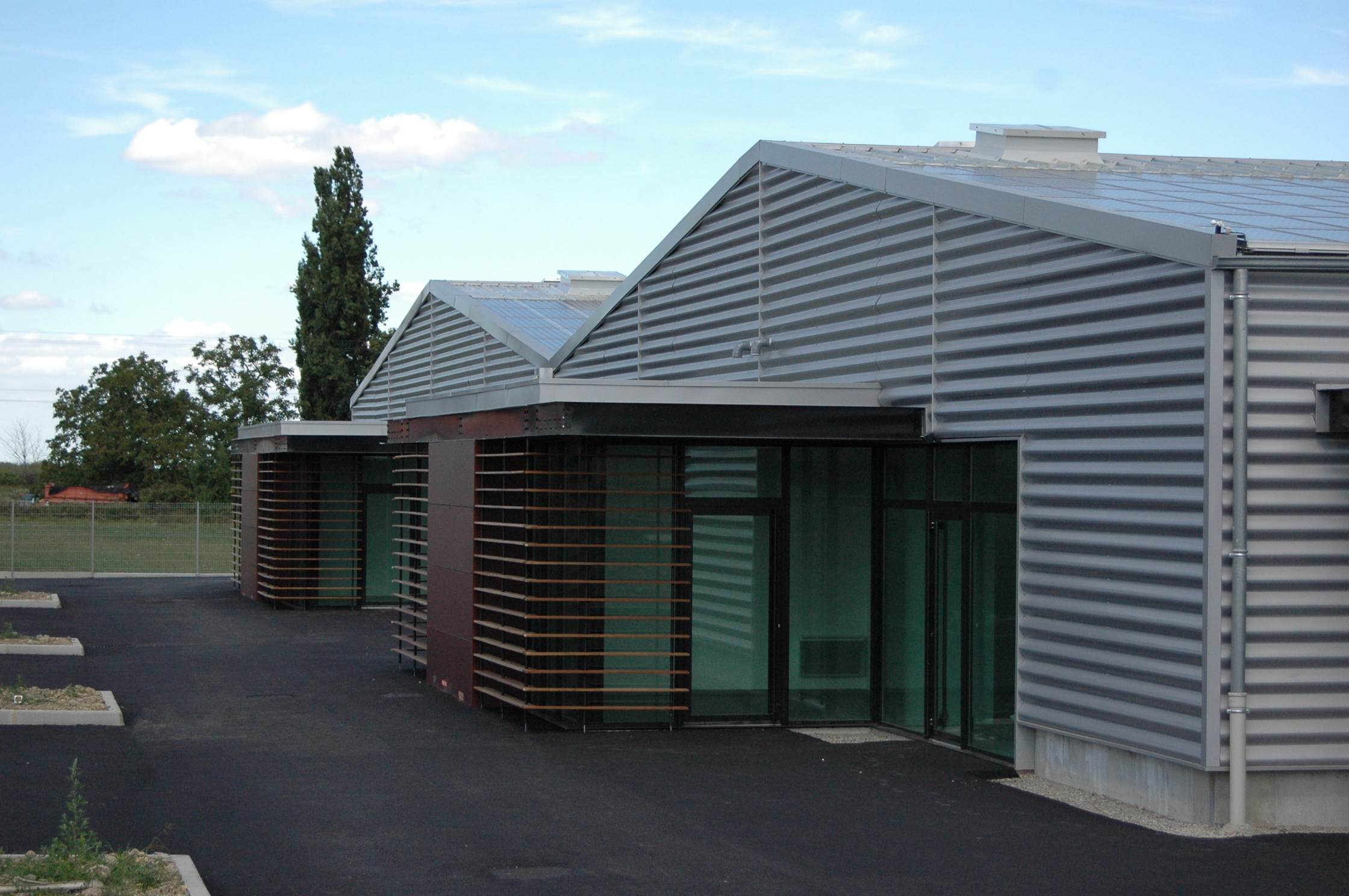 Zone d'activité artisanale CCADE - Pouyastruc