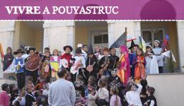 Vivre à Pouyastruc