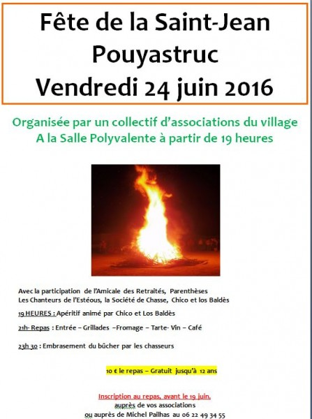 Tract St Jean 2016 - A3